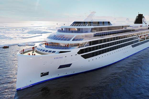 Cruise line launches Great Lakes voyages starting in 2022
