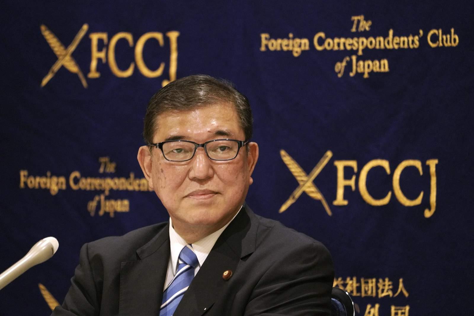 Japan`s Abe seeks preemptive strike capacity in policy...
