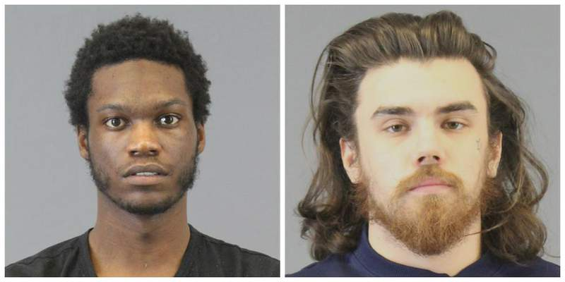 Marwin Lee Chambers, Jr. (left) and Ethan Edwin Thompson (right).