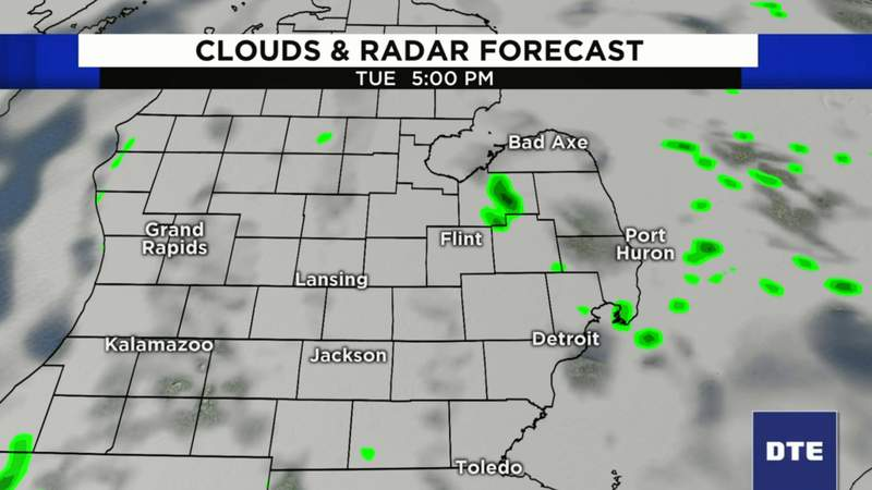 Metro Detroit weather forecast for March 31, 2020 -- morning update