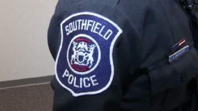 Southfield police patch