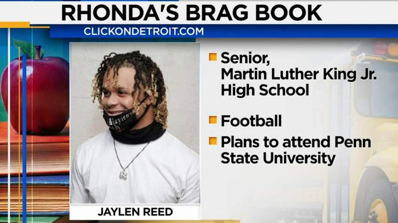 Brag Book: Jaylen Reed