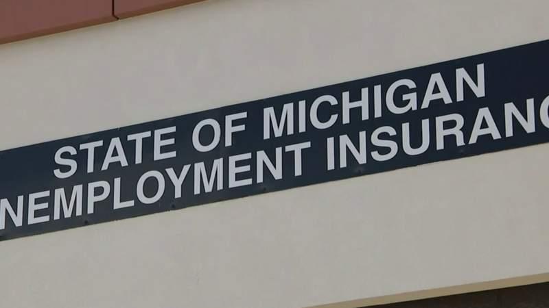 Michigan unemployment office