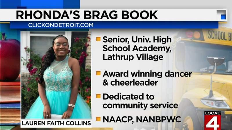 Brag Book: Lauren Faith Collins