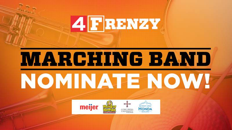 4Frenzy Marching Band - Nominate Now