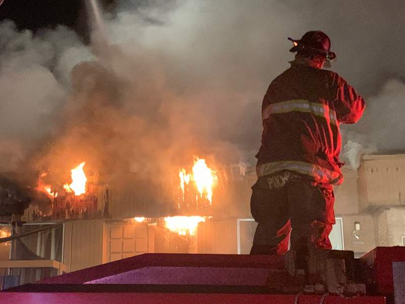 Westland Fire