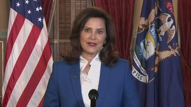 Gov. Whitmer calls for unity in State of State address