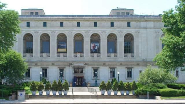 Detroit Public Library (WDIV)