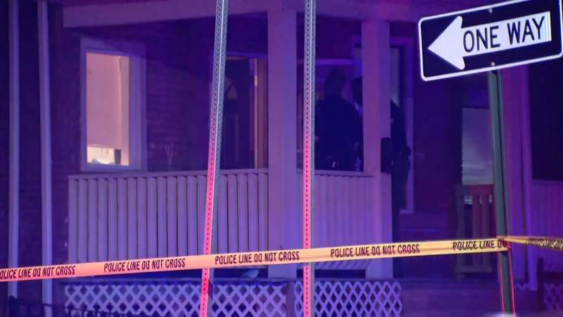 Detroit police are investigating a fatal shooting March 20, 2021.