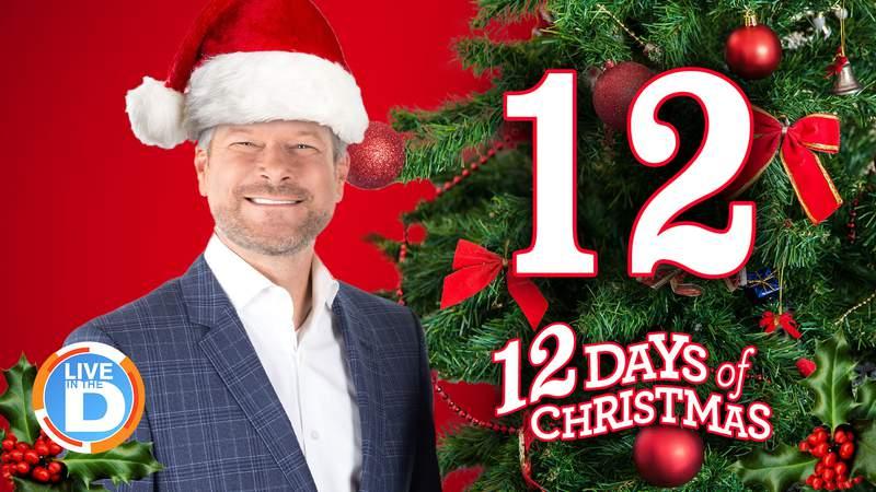 "Jason Carr's 12 Days of Christmas: Day 10 - ""Jingle All The Way"""