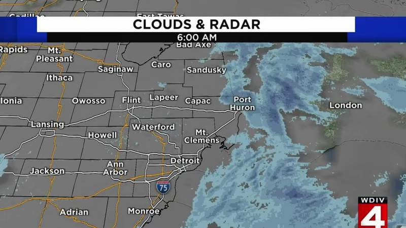 Metro Detroit weather forecast for Dec. 17, 2020 -- morning update