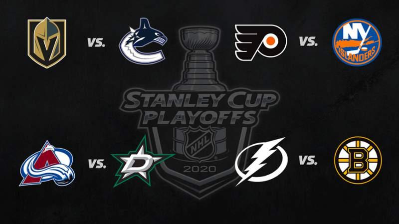 2020 Stanley Cup playoffs Round 2