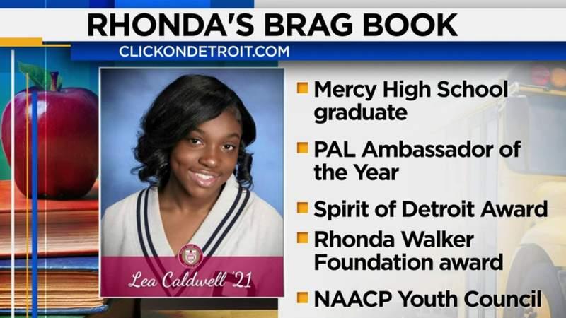 Brag Book: Lea Caldwell