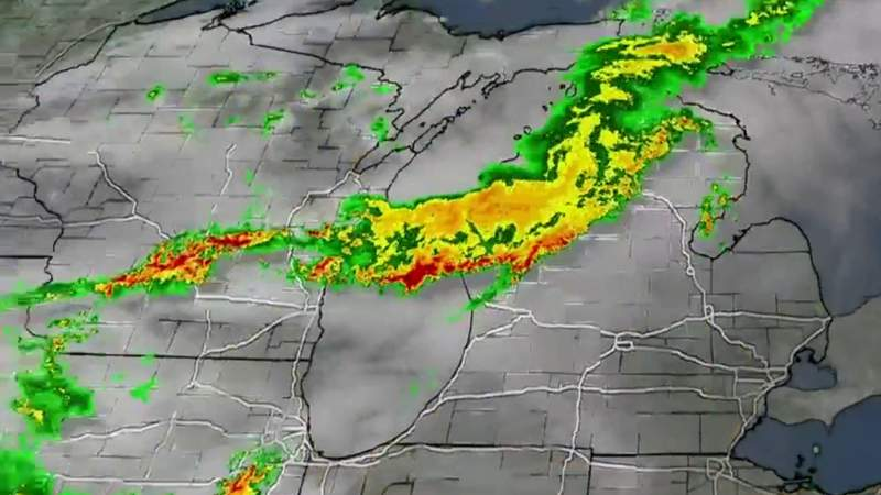 Metro Detroit weather: Lovely summer day before storms take over, June 24, 2021, noon update