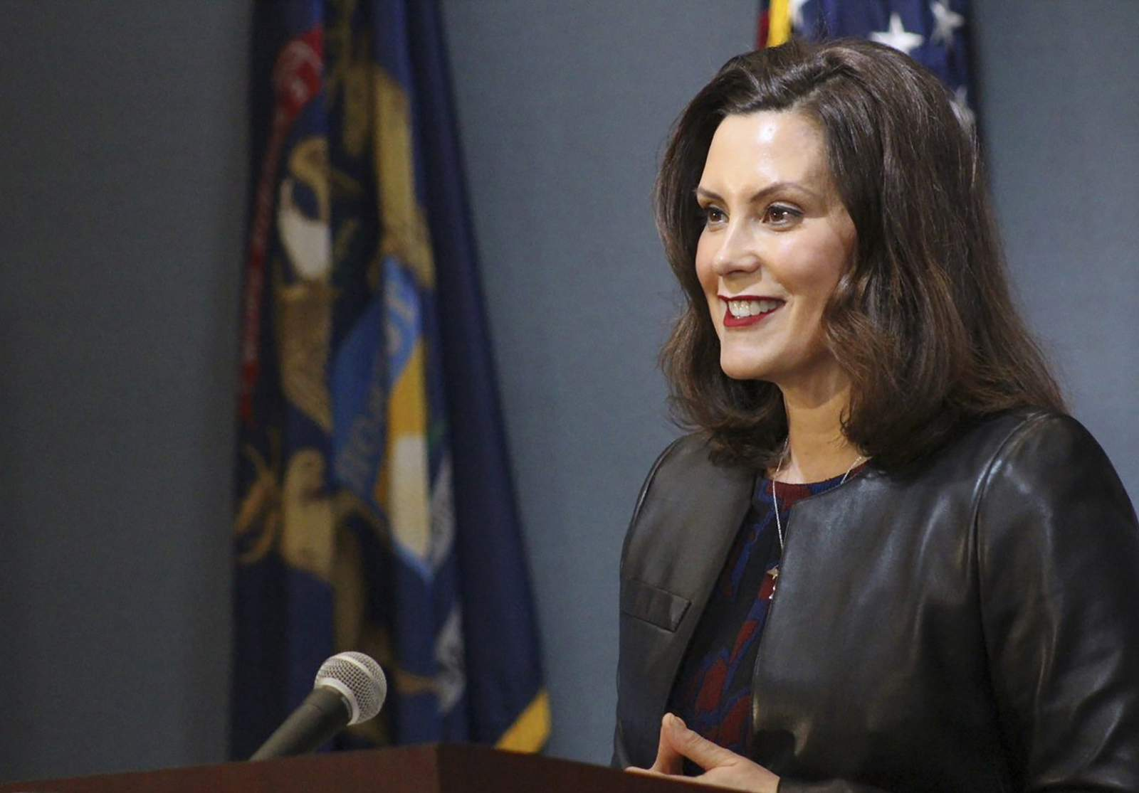 Michigan Gov Gretchen Whitmer Says Gatherings Of 10 People Could Be Allowed On May 28