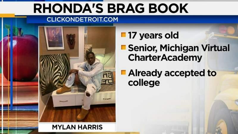 Brag Book: Mylan Harris