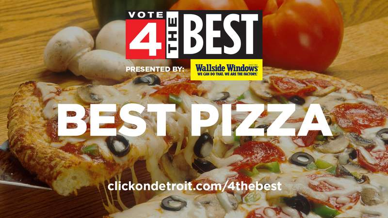Vote 4 The Best - Pizza