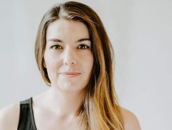 Lisa Sauve, CEO and Principal of Synecdoche Design Studio in Ann Arbor.