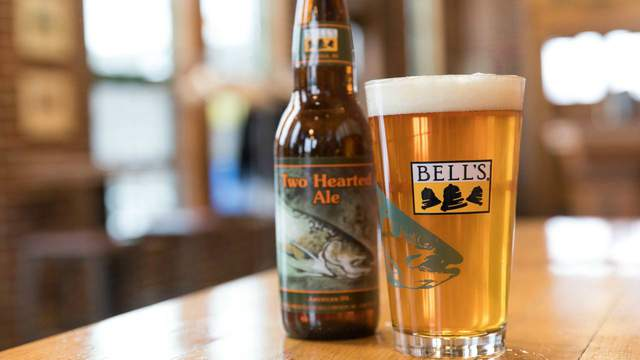 Two Hearted Ale debuted on Aug. 15, 1997