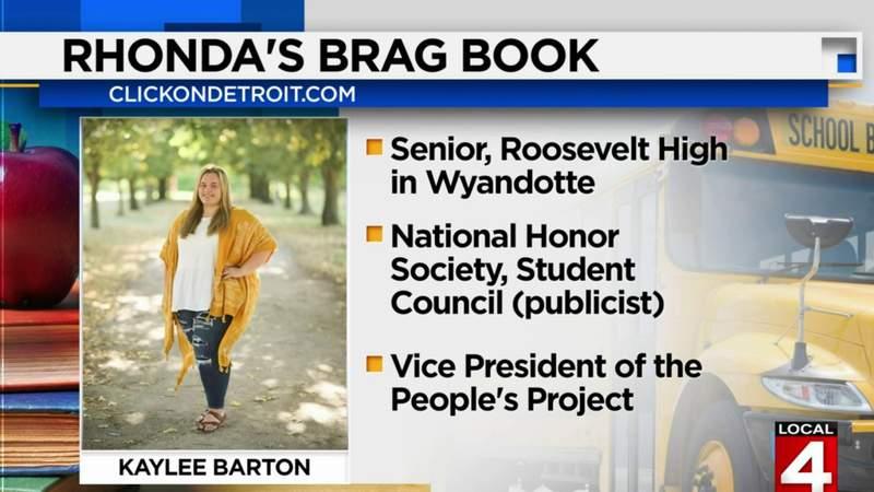 Brag Book: Kaylee Barton