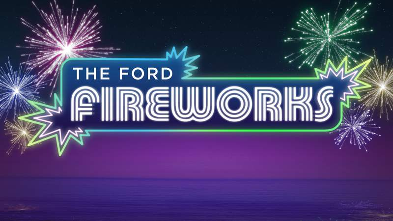 Ford Fireworks 2021