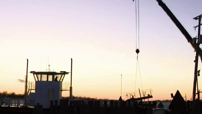 GF Default - Harsens Island ferry service disrupted after dock collapses