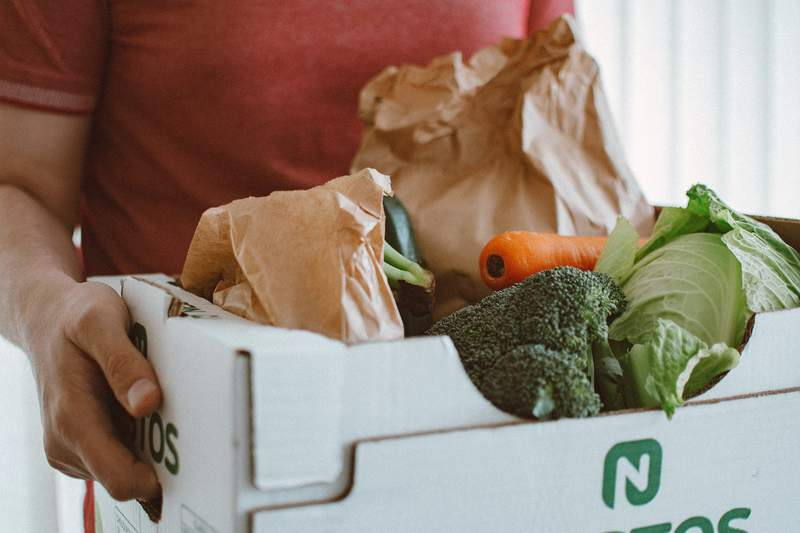 Boxes of produce will be given to anyone in need at 15 distribution sites.
