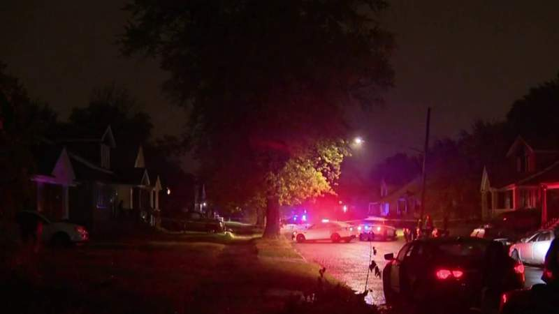 42-year-old woman shot to death on Detroit's east side