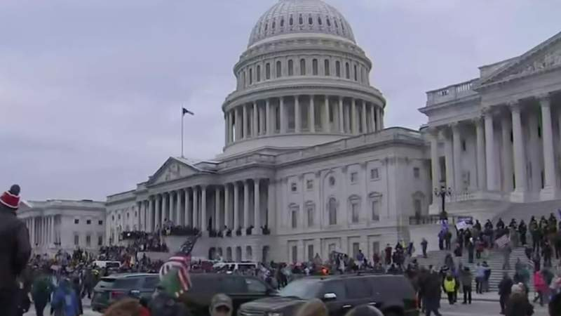 US attorney: Capitol rioters from Michigan will face serious charges