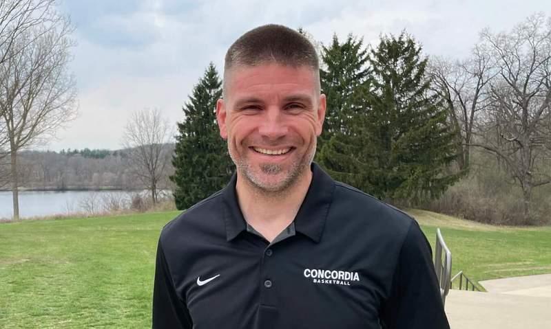 Concordia University Ann Arbor's Athletic Director Lonnie Pries.