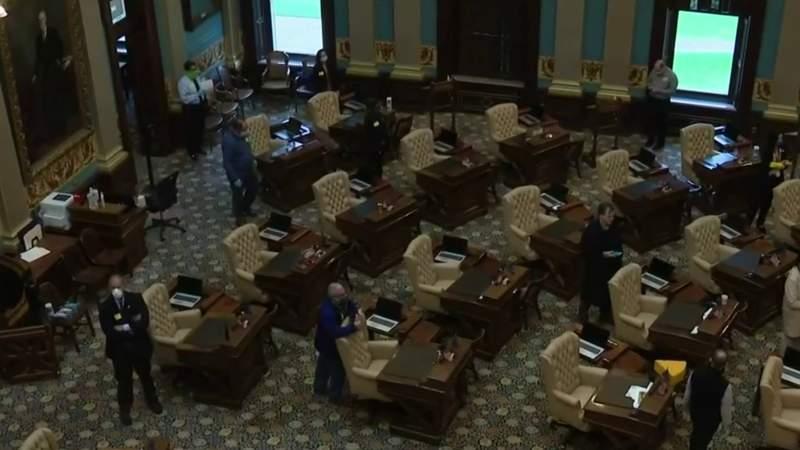 Michigan lawmakers pass extension to state's coronavirus (COVID-19) emergency declaration