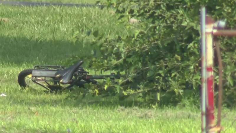 Bicyclist killed in hit-and-run in Ray Township