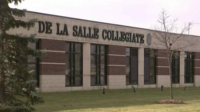 De La Salle Collegiate High School in Warren, Mich.