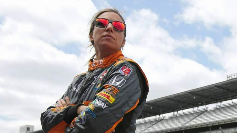 Female-forward racing team looks to qualify for Indy 500