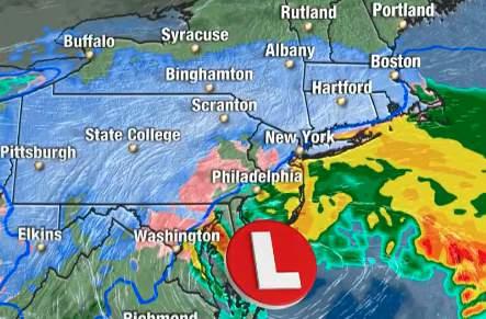 Weather radar Dec. 16, 2020