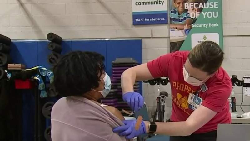 Vaccine eligibility expands, Michiganders 50+, 16+ with medical conditions eligible
