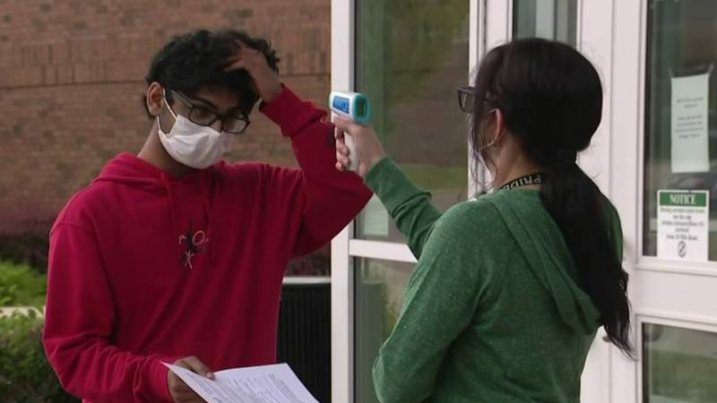 Some parents angered by COVID-19 safety precautions planned for schools