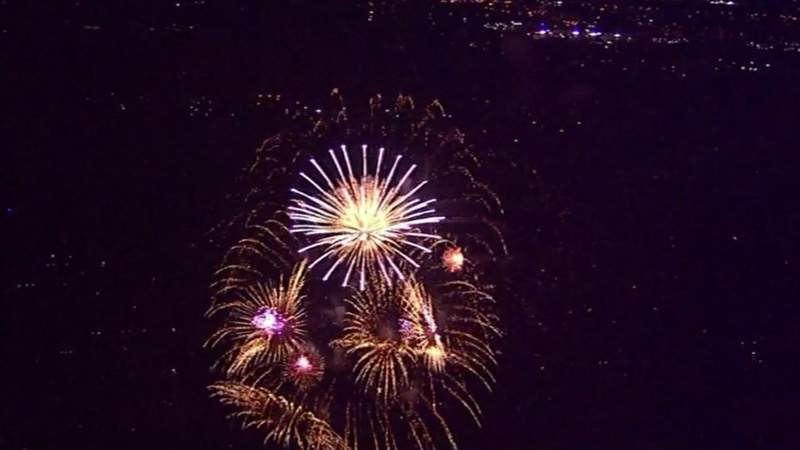 2021 Ford Fireworks set for June 28; to be TV-only event on Local 4