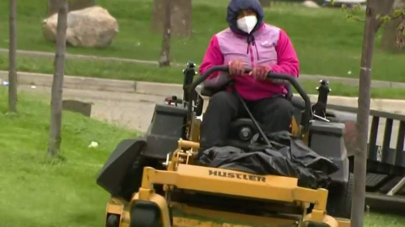 Detroit city workers back on the job after being furloughed
