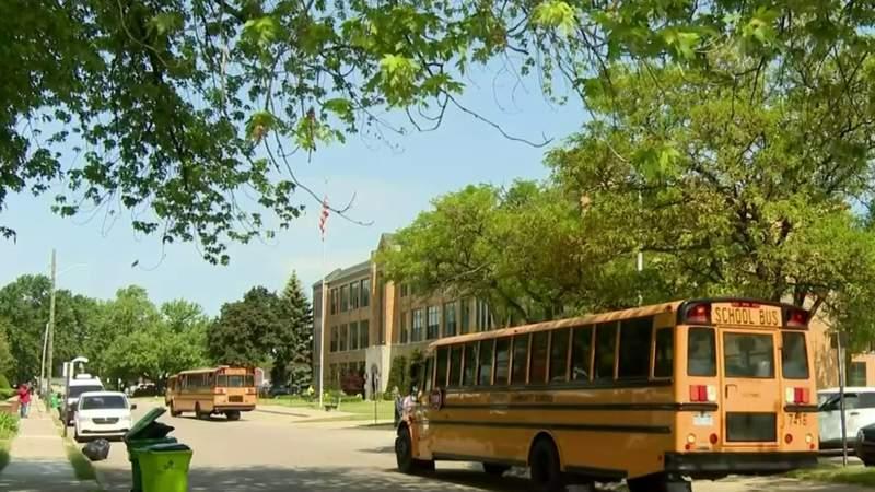 15-year-old student in custody after stabbing inside Eastpointe High School