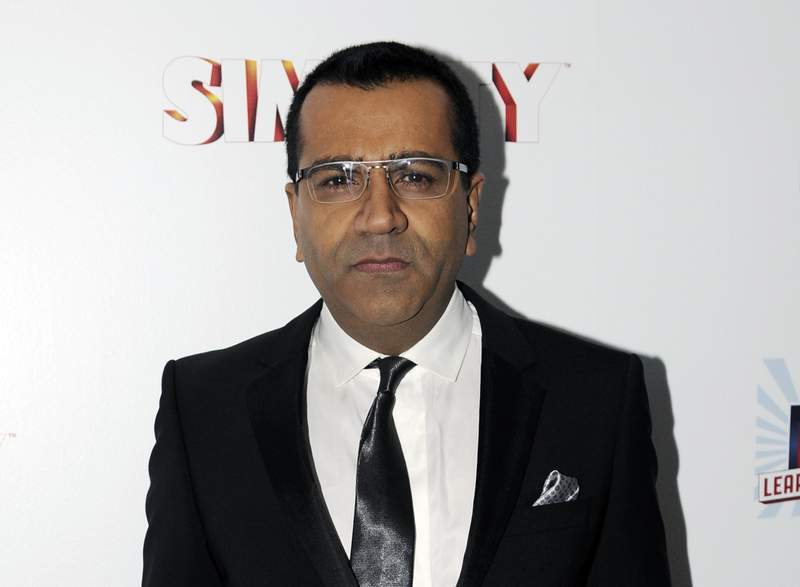 FILE - This Jan. 22, 2013 file photo shows Martin Bashir at the EA SimCity Learn. Build. Create. Inauguration After-Party, in Washington. British police said Thursday March 4, 2021, that they will not launch a criminal investigation into the journalist Martin Bashir over his 1995 interview with the late Princess Diana. (Photo by Nick Wass/Invision/AP, File)