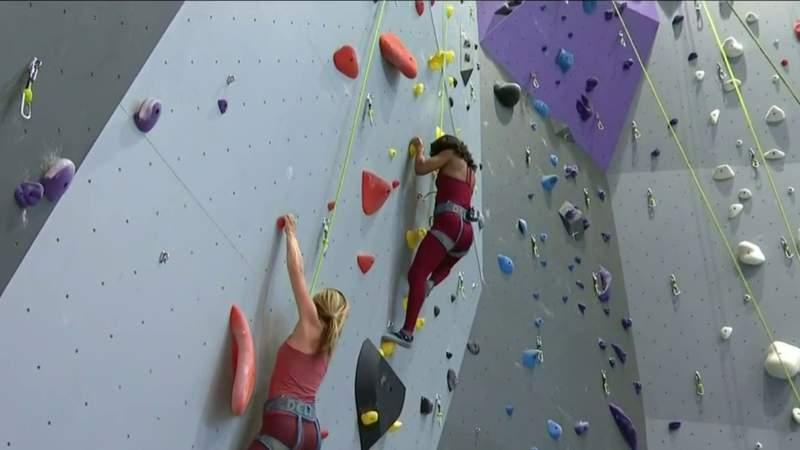 Fitness Friday: Top rope climbing at DYNO Detroit