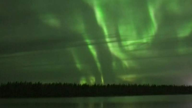 Earth is not the only planet with beautiful northern lights