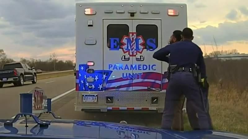 Dashcam video captures arrest of state Rep. Jewell Jones