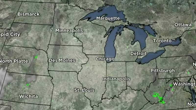 Metro Detroit weather forecast June 15, 2021 -- 11 p.m. Update