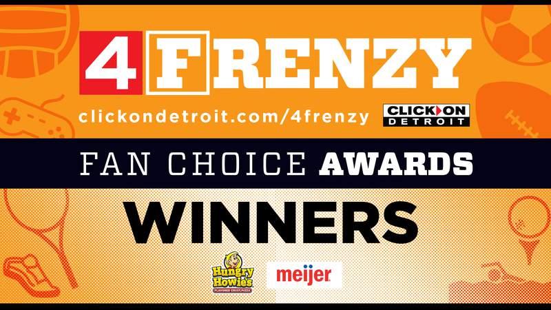 4Frenzy Fall Fan Choice Awards Winners