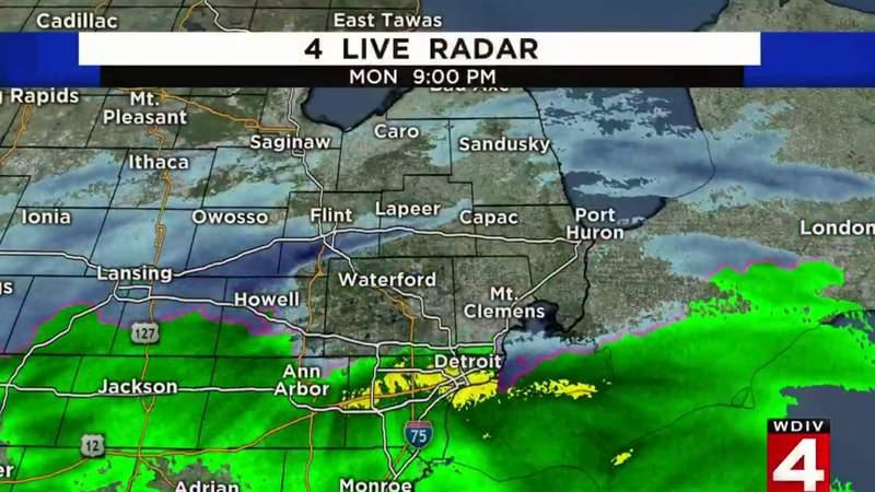 Metro Detroit weather forecast for Feb. 25, 2020 -- morning update