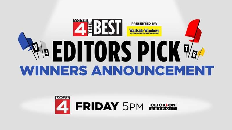V4TB Editors Pick - Winners Announcement