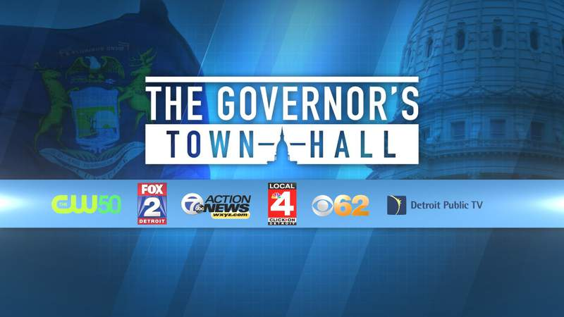 The Governor's Town Hall.