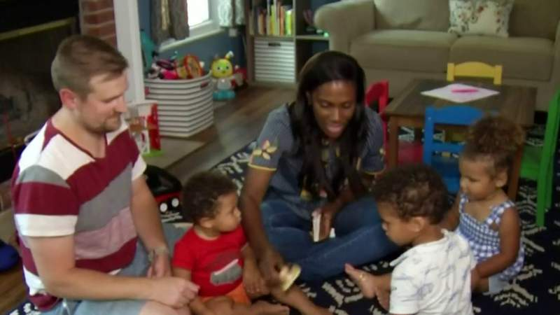 How 'Each One, Teach One' helps families grow together